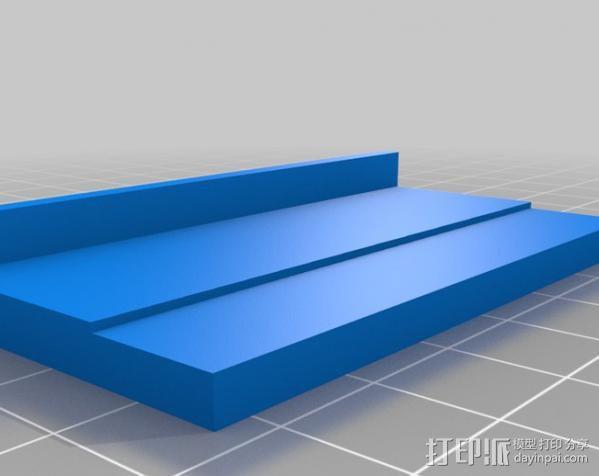 ipod classic支架 3D模型  图2