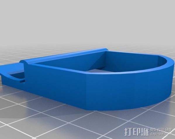 ipad扩音器 3D模型  图2