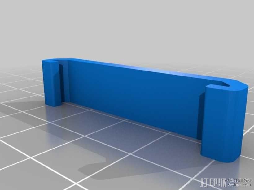 Go Pro Hero2外壳 3D模型  图4