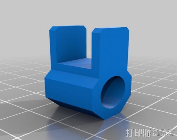 迷你手机支架 3D模型  图7