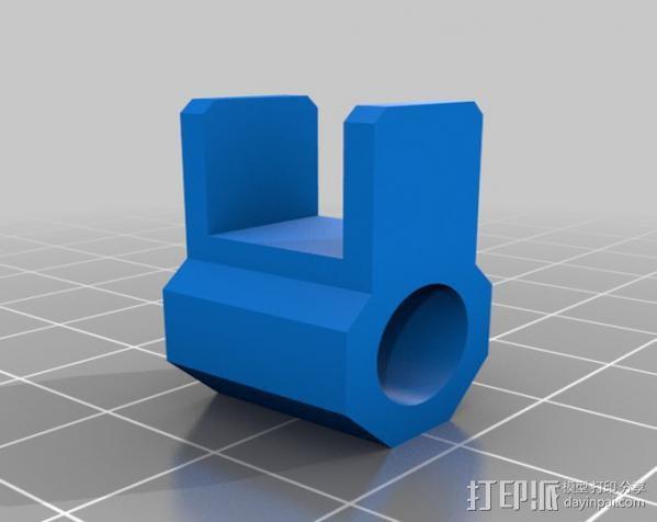 迷你手机支架 3D模型  图8