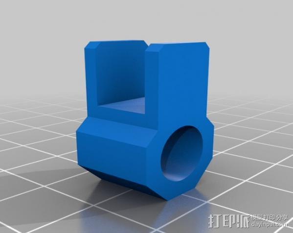 迷你手机支架 3D模型  图10