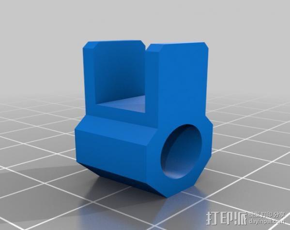 迷你手机支架 3D模型  图11