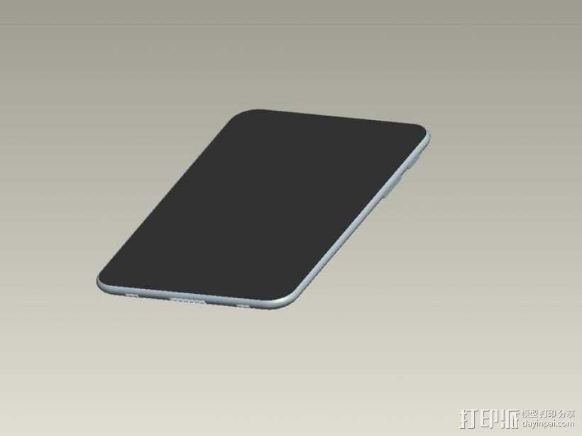 Samsung Galaxy Tab 7 保护壳 3D模型  图2