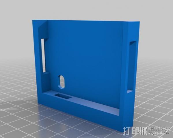 iPhone 5适配器 3D模型  图2