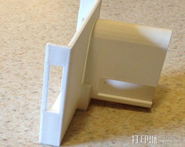 iPhone 5适配器 3D模型  图4