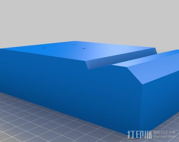 S3手机座 3D模型  图3