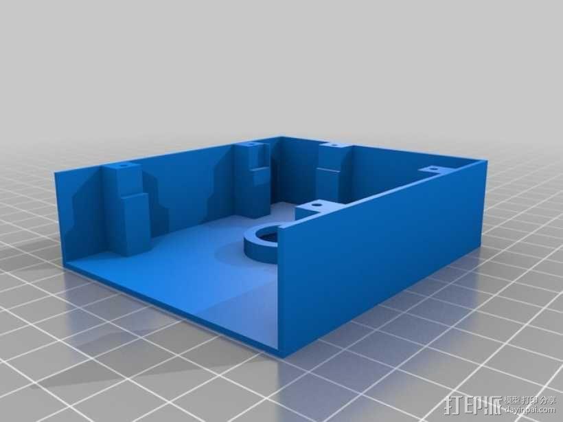 液晶显示器 3D模型  图4