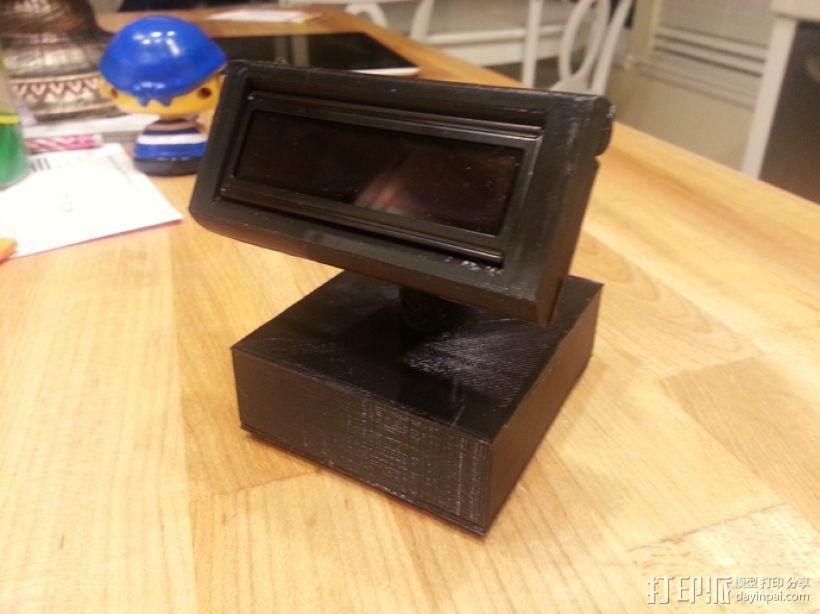 液晶显示器 3D模型  图8