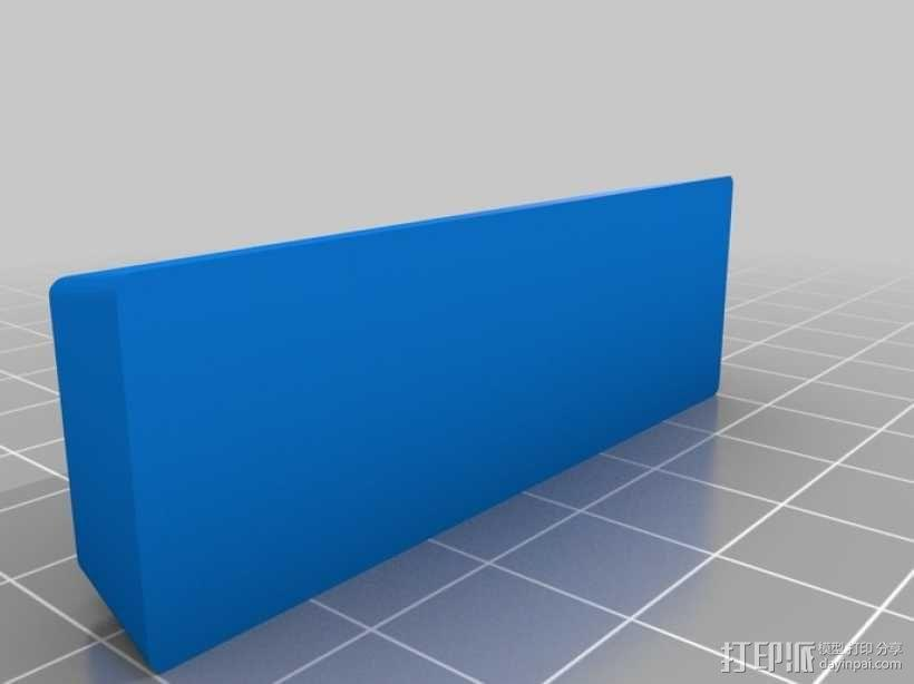 iPod Nano 支架 3D模型  图2