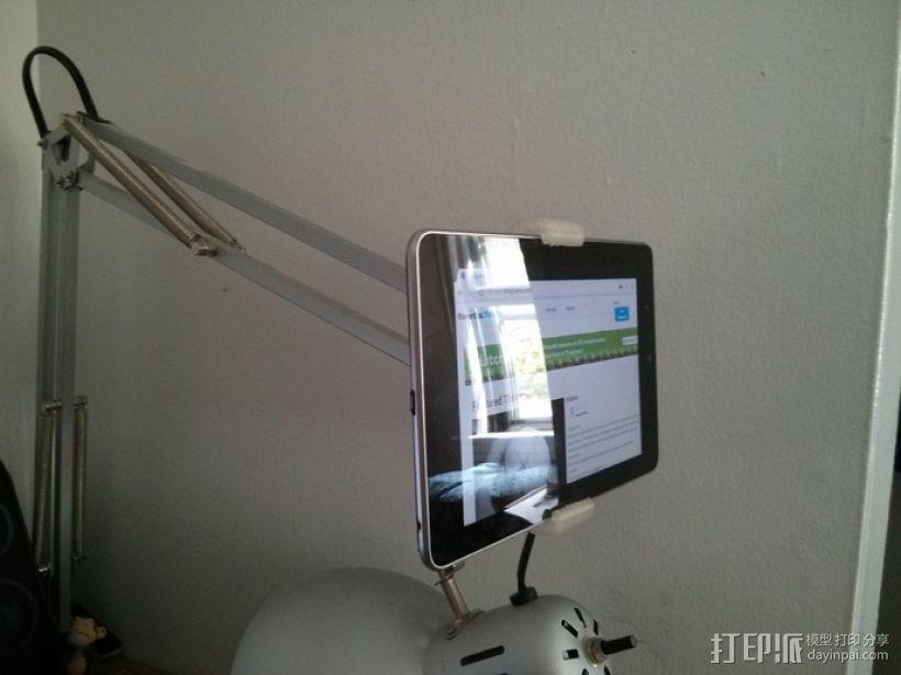 Nexus 7支架 3D模型  图1