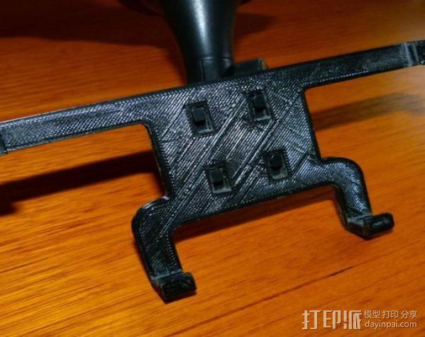 Sony Xperia Z支架 3D模型  图4