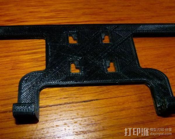 Sony Xperia Z支架 3D模型  图5
