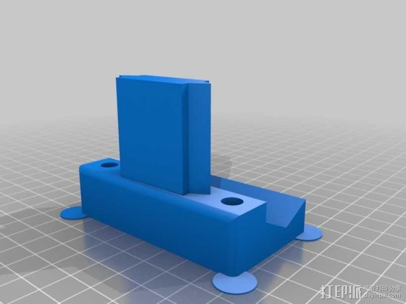 多用途三脚架 3D模型  图3