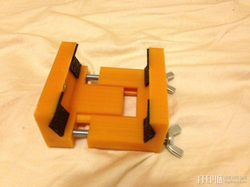 多用途三脚架 3D模型  图5