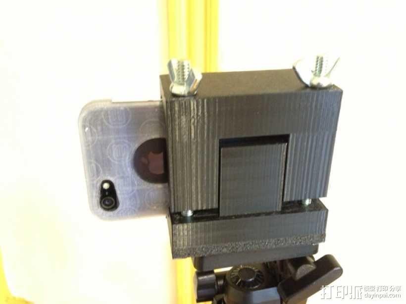 多用途三脚架 3D模型  图4