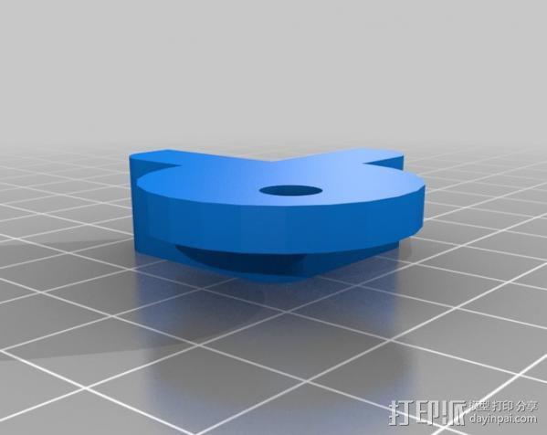Surface 挂载 3D模型  图2