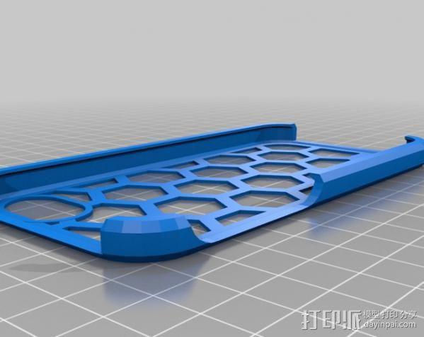Bobbys 5手机壳 3D模型  图1