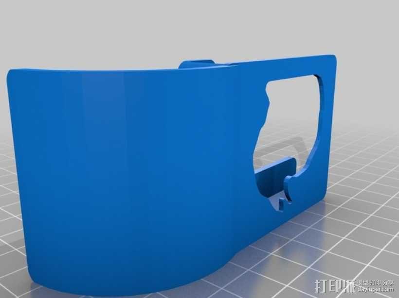 Microsoft Surface音量放大器 3D模型  图2