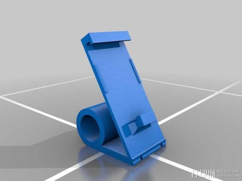 IPOD NANO手机座 3D模型  图1