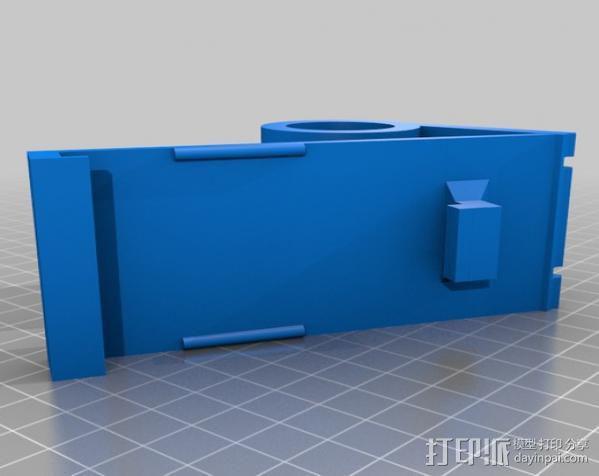 IPOD NANO手机座 3D模型  图2