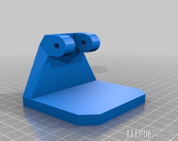 iPhone手机座 3D模型  图3