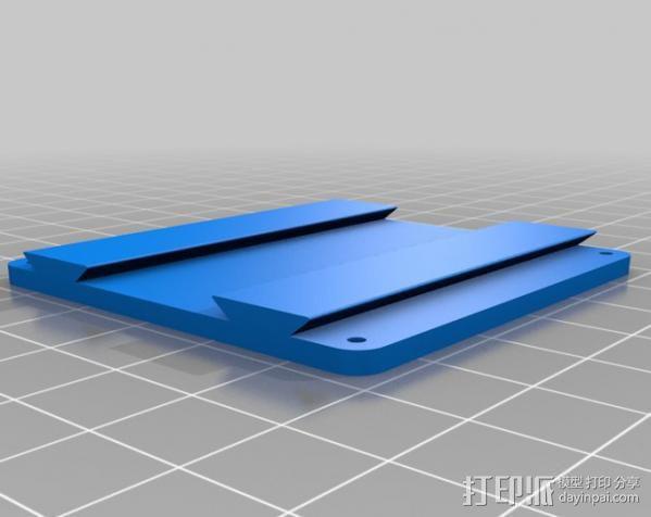 相机适配器 3D模型  图6
