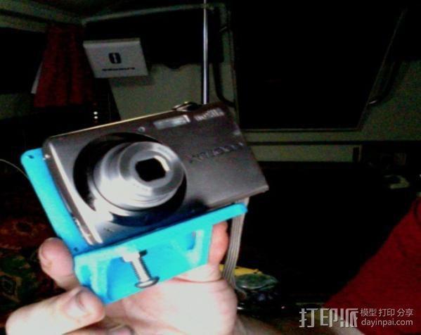 相机适配器 3D模型  图10
