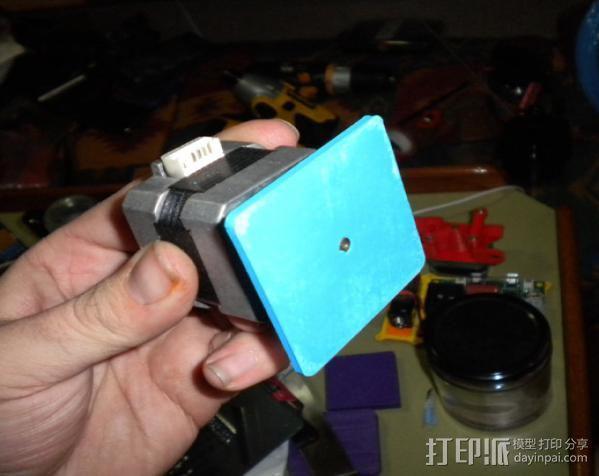 相机适配器 3D模型  图13