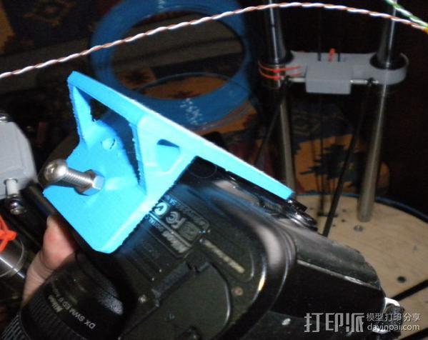 相机适配器 3D模型  图12