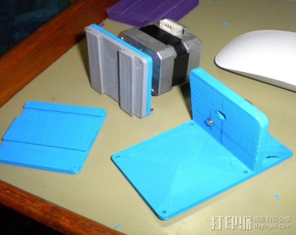 相机适配器 3D模型  图18