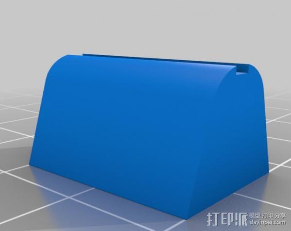 音量推动器 3D模型  图2