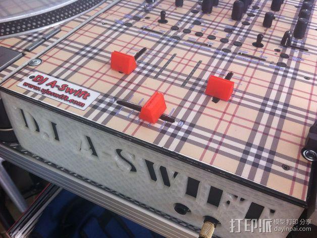 音量推动器 3D模型  图1