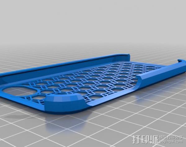 iphone手机壳 3D模型  图1