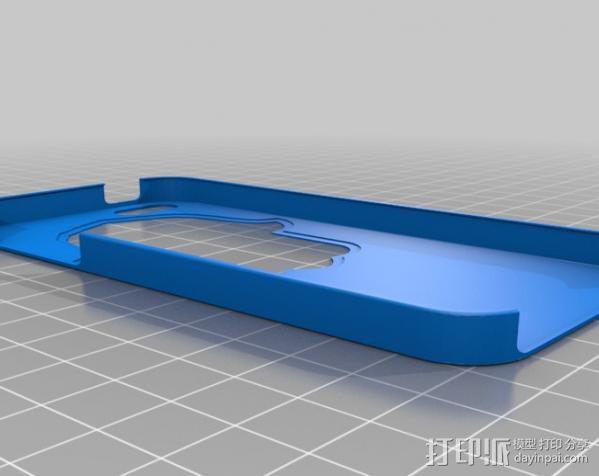 Iphone 5手机壳 3D模型  图3