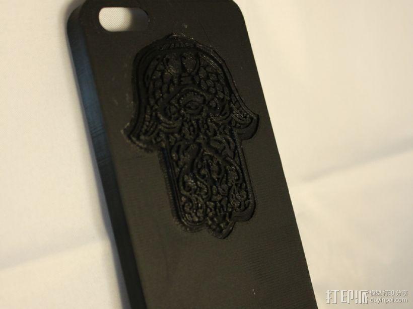 Iphone 5手机壳 3D模型  图5