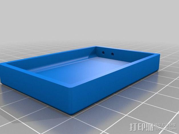 Phone Battery BL-5C手机座 3D模型  图2