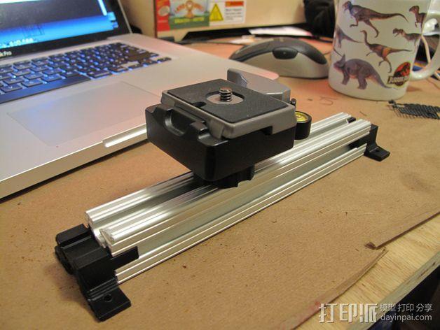 照相机滑块 3D模型  图4