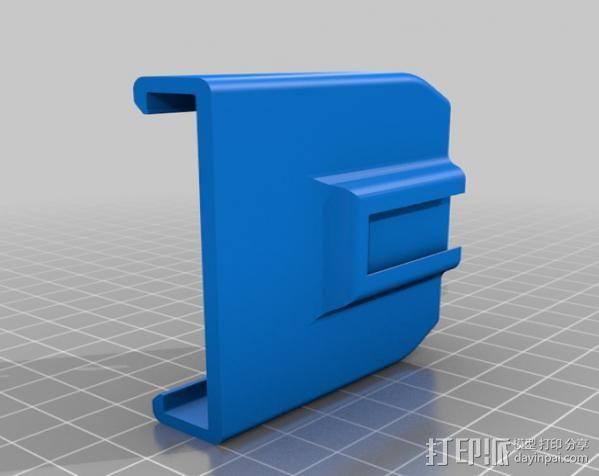 iPhone5杯子手机座 3D模型  图2