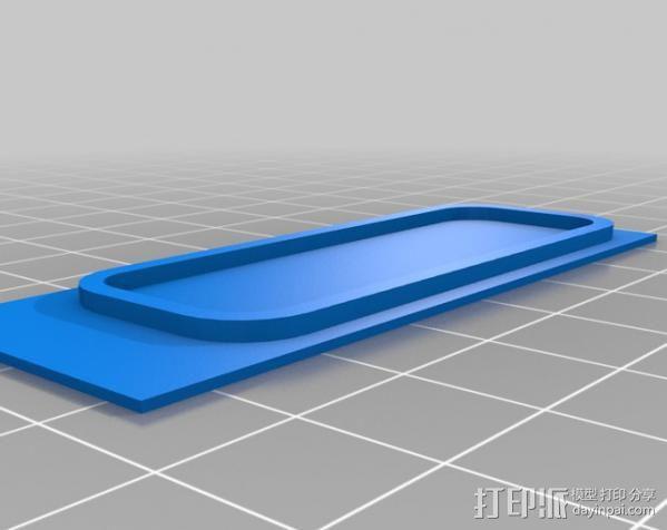电路集成器 3D模型  图3