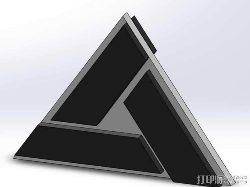 埃布斯塔格 3D模型  图1