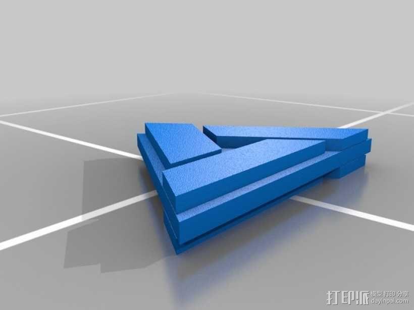 埃布斯塔格 3D模型  图2