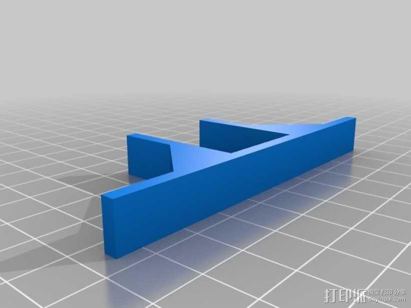 MacBook Pro支架 3D模型  图1