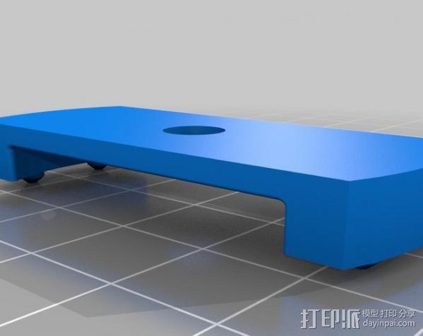 相机直线运动轴· 3D模型  图7