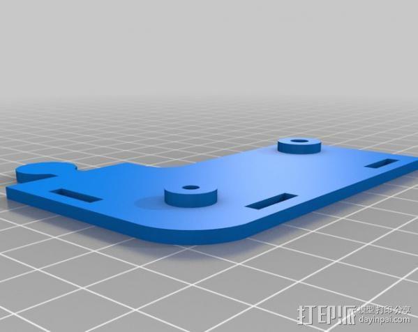 iPad支架 3D模型  图6