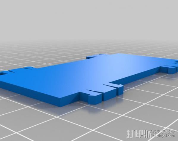 iPad支架 3D模型  图8
