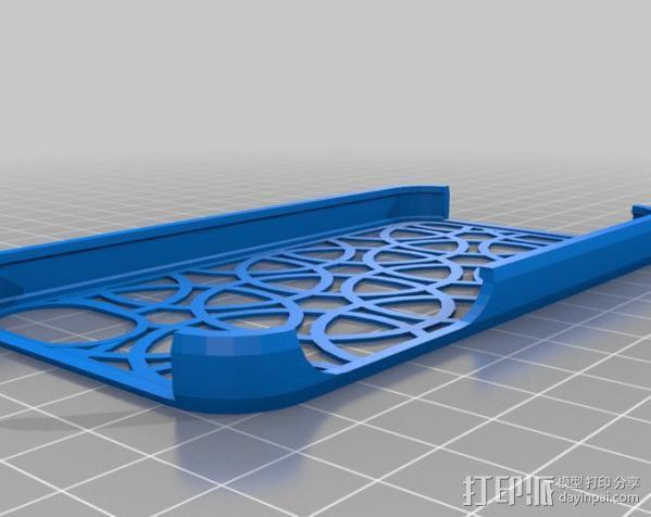 Iphone4手机壳 3D模型  图1