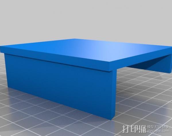 Xbox Kinetic 电视适配器 3D模型  图1