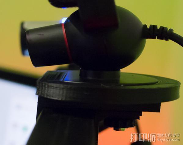PS3 照相机底座 3D模型  图8