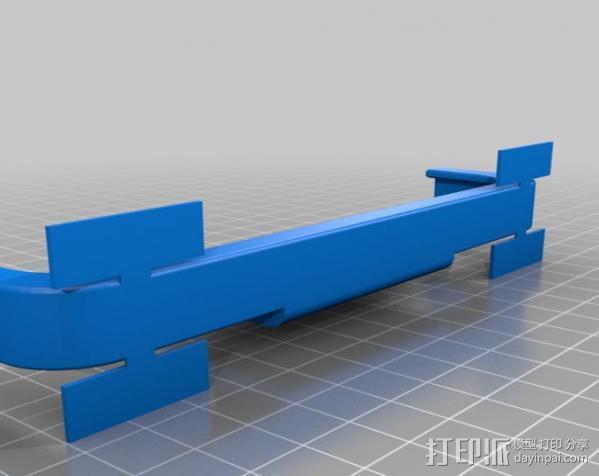 S3手机座 3D模型  图4